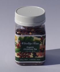 Christmas tea, Certiffied  organic, 80g
