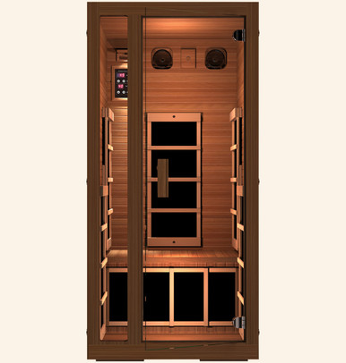 Gold 1 Person Far Infrared Sauna