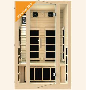 Ensi™ 2 Person Ultra-Low-EMF Far Infrared Sauna