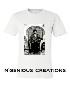 BLACK ICON SERIES: HUEY NEWTON TSHIRT