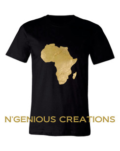 AFRICA MENS TSHIRT