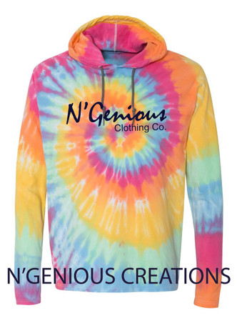 LIGHT TIE DYE