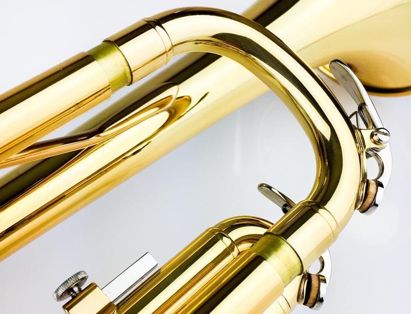 Yamaha YTR-2330 Tuning Slide