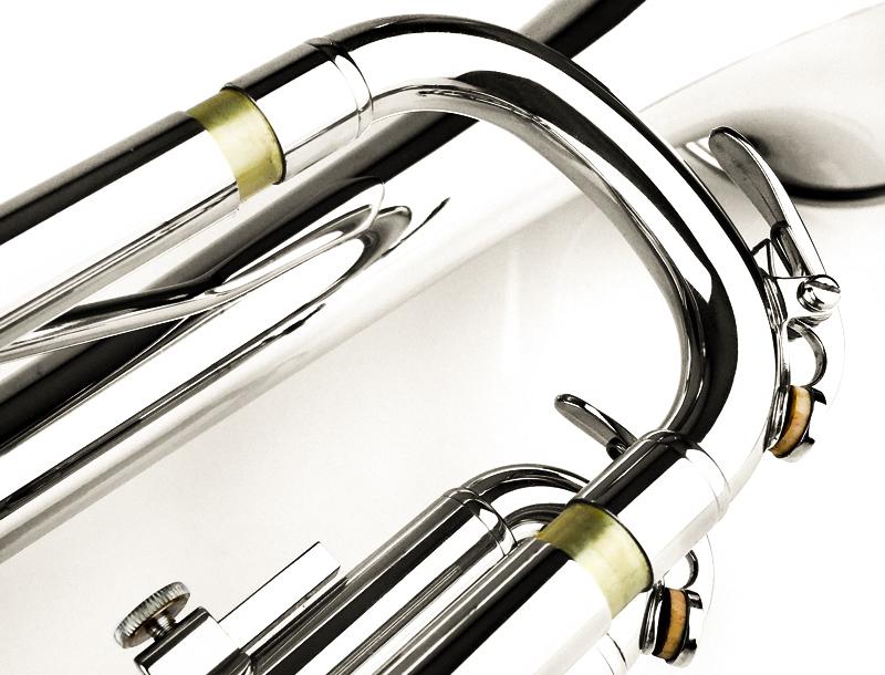 Yamaha YTR-2330S Silver Trumpet Tuning Slide