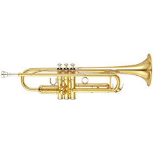 Yamaha Intermediate Bb Trumpet - YTR-4335GII