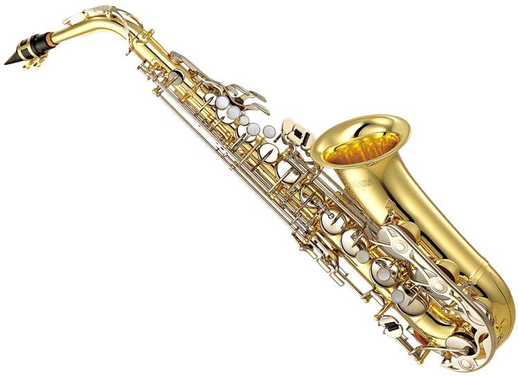 Yamaha Standard Eb Alto Saxophone - YAS-26