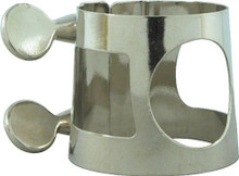 Yamaha Bb Clarinet Ligature, Nickel-Plated