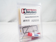 Hyson Music Maintenance Kit for Clarinet