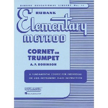 Rubank Elementary Method Book 1 for Bb Trumpet