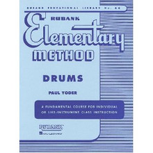 Rubank Elementary Method Book 1 for Drums