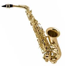Selmer LaVoix II Intermediate Eb Alto Saxophone - SAS280R