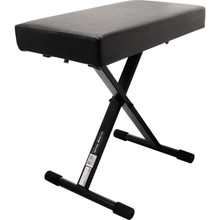 On-Stage Deluxe X-Style Bench