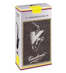 Vandoren V-12 Alto Saxophone Reeds (10-pack)