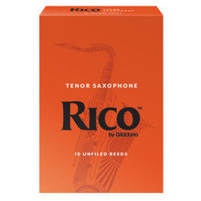 Rico by D'Addario Tenor Saxophone Reeds (10-Pack)