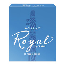 Rico Royal Bb Clarinet Reeds (10-Pack)