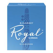 Rico Royal Bb Clarinet Reeds (10-Pack)