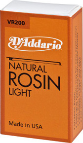 D'Addario VR200 Natural Rosin Light