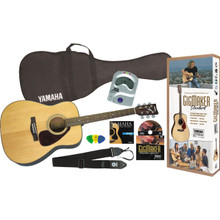 Yamaha Gigmaker Standard Acoustic Guitar Package (Natural)