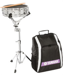 Yamaha Student Snare Drum Kit with Backpack-Style Case - SK-275