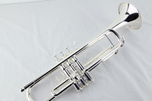 Certified Pre-Owned Yamaha Standard Bb Trumpet, Silver-Plated - YTR-2330S