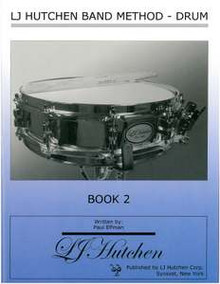 LJ Hutchen Band Method - Drum Book 2 - Digital Download