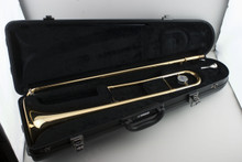 Certified Pre-Owned Yamaha Advantage Tenor Trombone - YSL-200AD - 2-Year Warranty