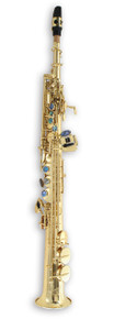 P. Mauriat Professional Soprano Saxophone (One-Piece Body) - System 76, 2nd Edition - (Various Options)
