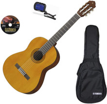 Yamaha Gigmaker C40 Classical Guitar Package