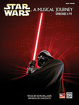 Star Wars Instrumental Solos (Movies I-VI) Book & CD - Alto Saxophone