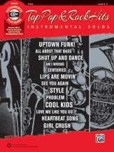 Top Pop & Rock Hits Instrumental Solos - Clarinet
