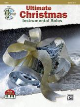 Ultimate Christmas Carols Instrumental Solos - Clarinet