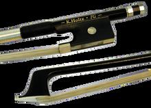 K. Holtz Student Fiberglass Violin Bow - Model 10