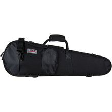 Protec MAX Violin Case - Violin Shaped (1/2 Size)