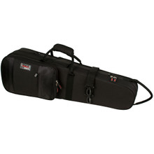 Protec MAX Violin Case - Violin Shaped (3/4 Size)