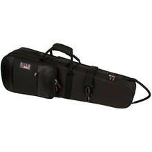 Protec MAX Violin Case - Violin Shaped (3/4 Size)