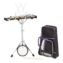 Yamaha SPK-285 Standard Bell Kit Package with Practice Pad