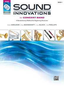 Sound Innovations for Concert Band (with CD)