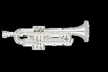 S.E. Shires TRQ10S Professional Bb Trumpet