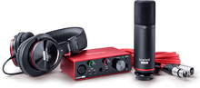 Focusrite Scarlett Solo Studio 3rd Gen Complete Recording Bundle