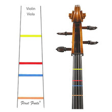 First Fret Fingerboard Decal - Violin & Viola (All Sizes)