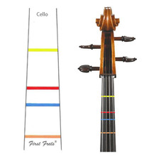 First Fret Fingerboard Decal - Cello (All Sizes)