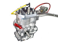 "Titan Racing Engine (3-3/4"" x 3"" Stroke)"