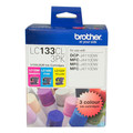 Brother LC133 Cyan Colour Ink Cartidge