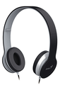 Genius HS-M430 Mobile Headphones with In-Line Microphone Black