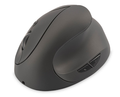 Features USB Wireless Full Size Ergonomic Mouse 400-4000dpi Optical Sensor Black with Grey Ball Ergonomic Angle Built-In Li-Po Battery Up to 4 Months on a Single Charge Warranty 12 Month Return to Base Warrant
