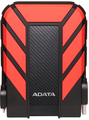 ADATA HD710 Pro Durable USB3.1 External HDD 2TB Red
