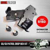 DROP BOX KIT  GU PATROL GQ PATROL Y60 Y61