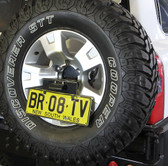 Replacement Number Plate Light (Wheel Carrier)