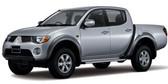 3 piece kit - Mitsubishi Triton ML 2006+ Front Bash Plate - Under Body Protection