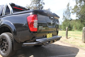 Rockarmor Rear Step Tow Bar NP300 NAVARA